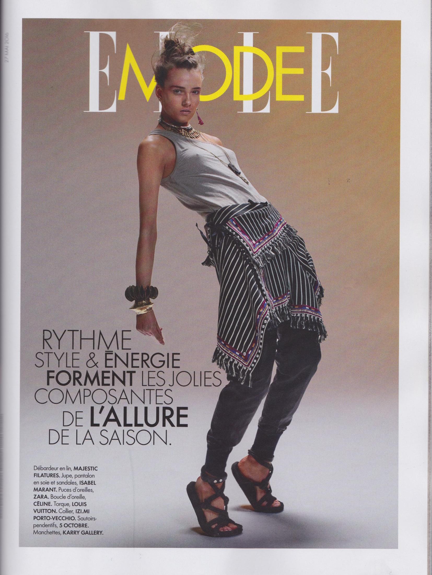 Elle Magazine 1'