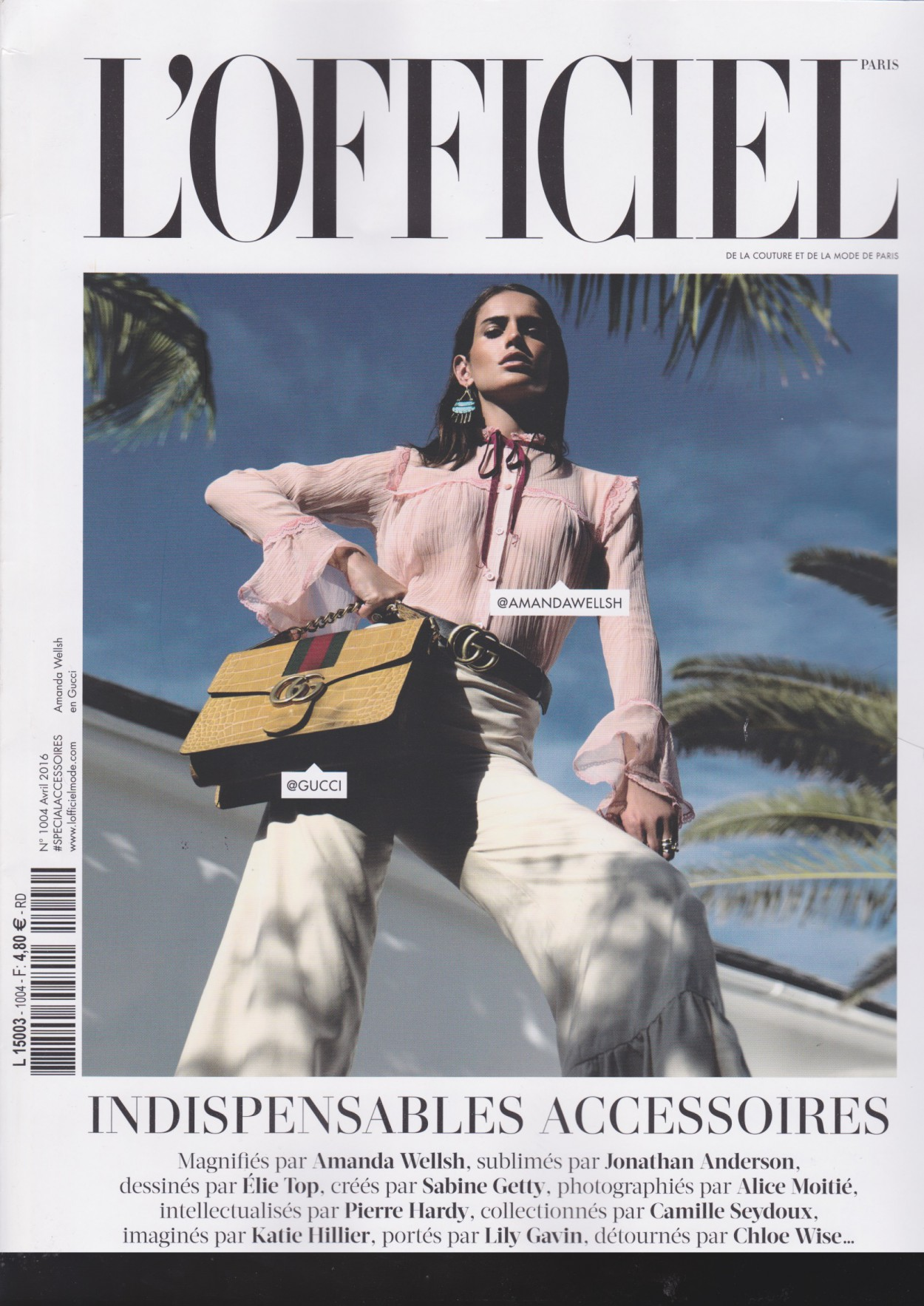 L'officiel - Avril 2016  1
