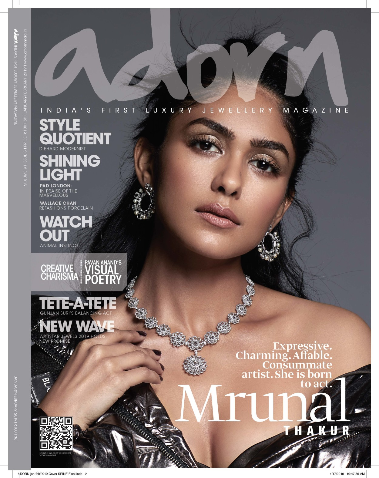 Adorn Cover JAN-FEB19
